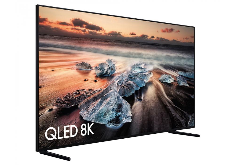 Q900RBFXZC 8K QLED TV's